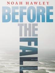 Noah Hawley's new novel, 'Before the Fall,' will be