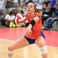 Michigan volleyball commit Mruzik creating national Legacy