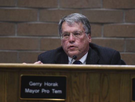 Fort Collins City Council member Gerry Horak is leaving the council after two four-year terms. Combined with previous time on council, he has served 21.5 years.