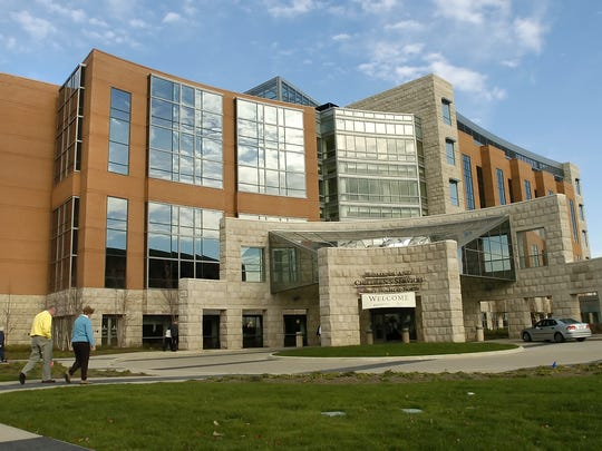 IU Health North Hospital.