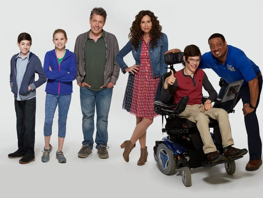 """Minnie Driver, center, plays """"a mom on a mission"""" in"""
