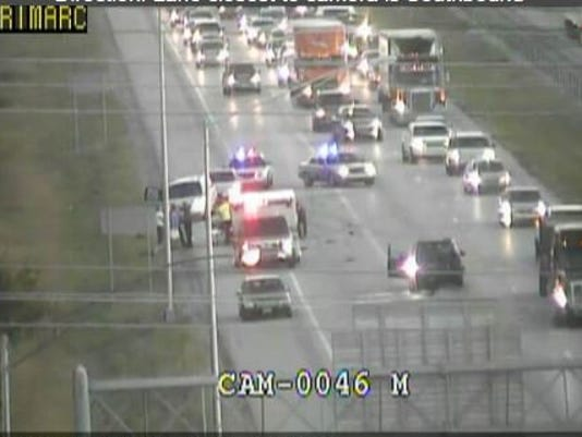 1 dead, 1 injured in I-265 South accident