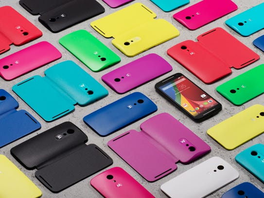 Motorola Shells for Moto G