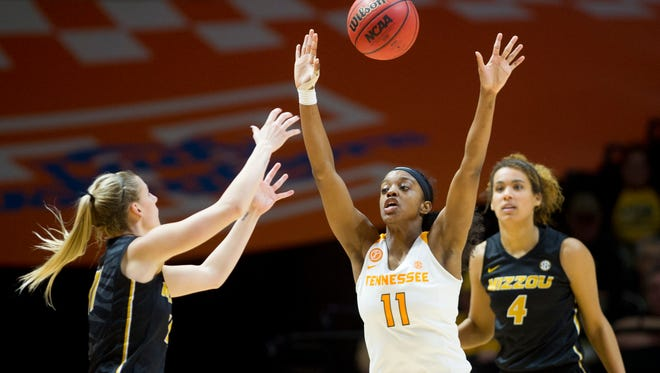 Tennessee has offered no update since late Thursday night regarding the status of guard Diamond DeShields, who was injured in the Lady Vols' game against Alabama.
