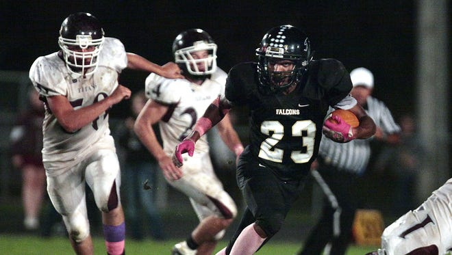 Winchester's Kiante Enis will be one of the area's top players this season.