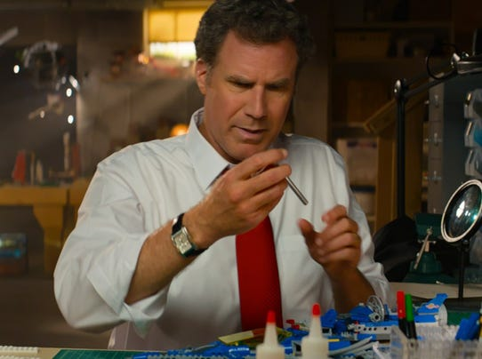 "Will Ferrell: Live in ""The Lego Movie"""