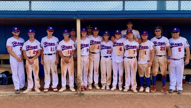 The Hays Senior Eagles took second place in the Kansas Grand Slam tournament this past weekend in Salina.