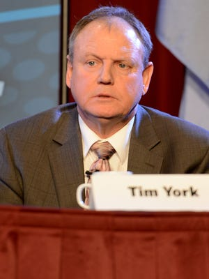 Tim York