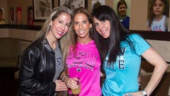 Donna Russo, Lisa Russo, Laurie Minero. The Matthew