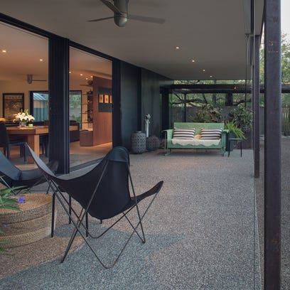 Cool Homes: Best patios