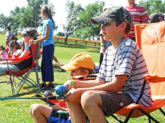 On Tennessee's Free Fishing Day, Hendersonville's Fishing Rodeo takes place from 7-11 a.m. for kids 14 and younger at Memorial Park.