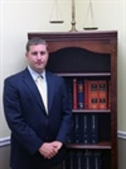 Brian Ousley's Law firm photo