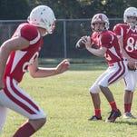 St. Philip Football Practice