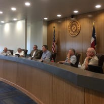 Taxpayers give piece of their mind to county officials