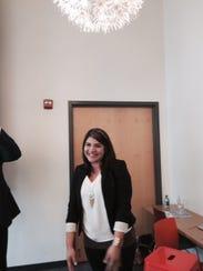 Katerine Hernandez teaches at Trevecca Nazarene University,