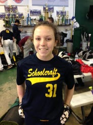 Plymouth alum Elaine Gerou is one of Schoolcraft College's