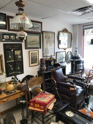 Toys are some of the most popular items in Grand Antiques