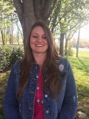 Amanda Pruitt, forensic investigator at the Child Advocacy