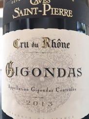wineGigondas