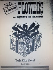 Advertisement found in Twin City News on June 16, 1955.