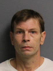 Daniel Bunk, 43, of Toms River.