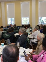 Clergy and Congregational Leaders Retreat in April