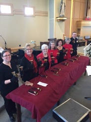The Spirit Rings On Handbell Choir will perform in