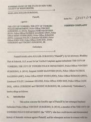 Marlaina Koller-Gurgigno has sued her estranged husband,