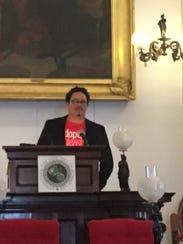 Author and anti-abortion activist Ryan Bomberger speaks