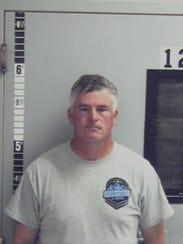Sheriff Bob Edwards arrest photo
