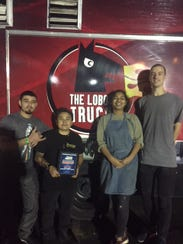 The Lobos Truck Won Fan Favorite At Palm Springs Food Truck Mash-Up