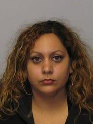 Karina Persaud, 31, of Bloomfield