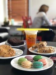 Treats at Zai's Dessertery in Dumont