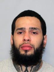 Kelvin Vega, 25, of Newark.