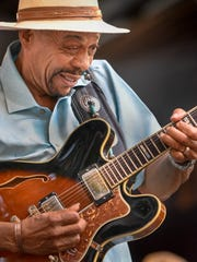 Two-time Grammy nominated Chicago bluesman John Primer