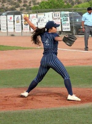 Silver's Kamryan Trujillo picked up the win against Cobre in Bayard during the final District 3-4A contest of the first half of play. The Lady Colts will see their rivals again two more times, but this time in Silver City.