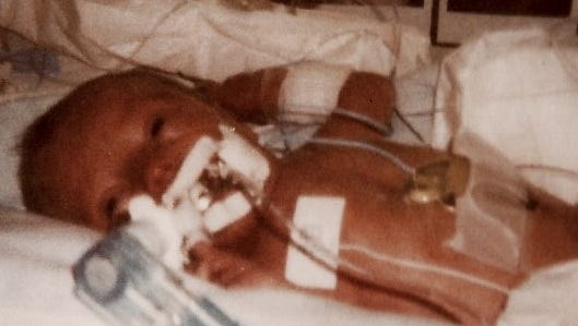 Maureen Anne Patton (Molly) survived just two weeks after being born prematurely. She would have been 24.