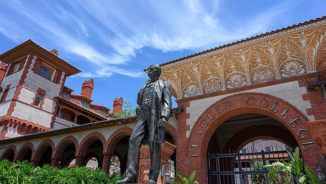 """Flagler College in St. Augustine was included in Princeton Review's  """"The Best 386 Colleges"""" for 2020."""