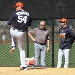 New pics from Lakeland, Vol. II: Tigers spring training