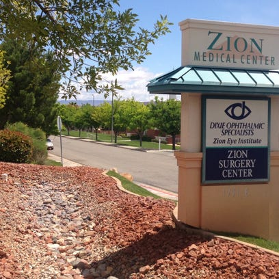 The Dixie Ophthalmic Specialists at Zion Eye Institute