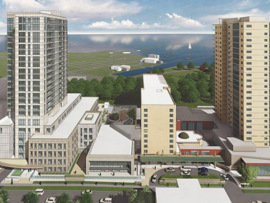 Saint John's on the Lake to start new tower on Milwaukee's ...