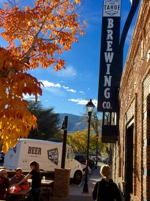 Lake Tahoe Brewing Co. in Carson City