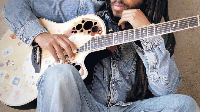 Ziggy Marley headlines the Jackson Rhythm & Blues Festival Friday.