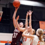 Girls basketball roundup: Eaton Rapids squeaks past Mason in OT