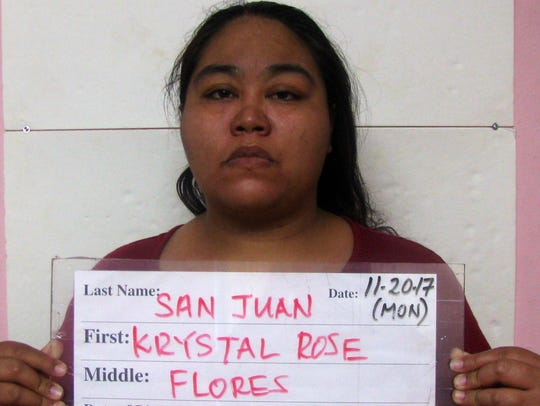 Krystal Rose Flores San Juan