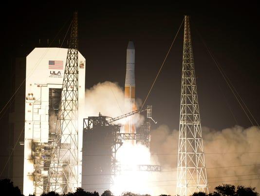 Delta IV Launch
