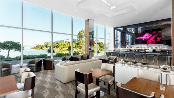 A new AC Hotel has opened near San Francisco International