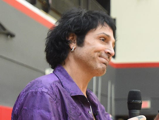 In April, Journey drummer Deen Castronovo donated $10,000