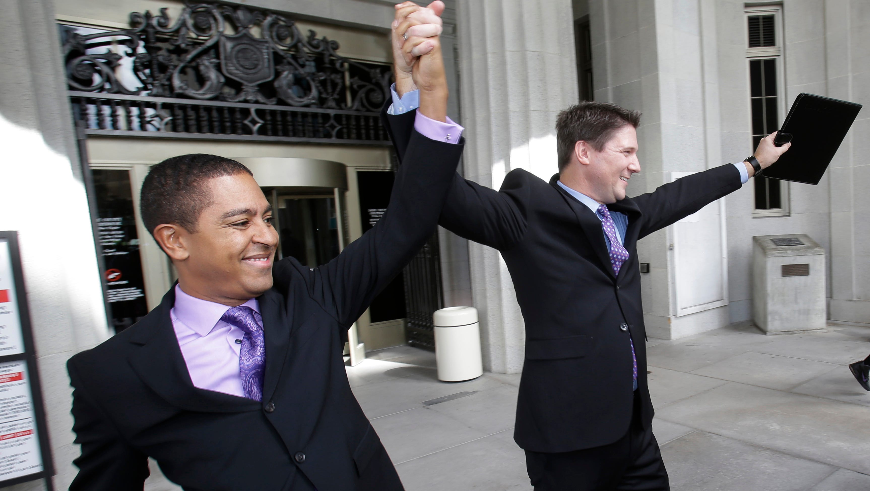 After State Ban Is Lifted Gays Marry Across Florida