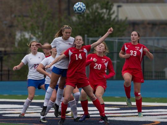 Wall Girls Soccer defeats Westwood Regional in onetime